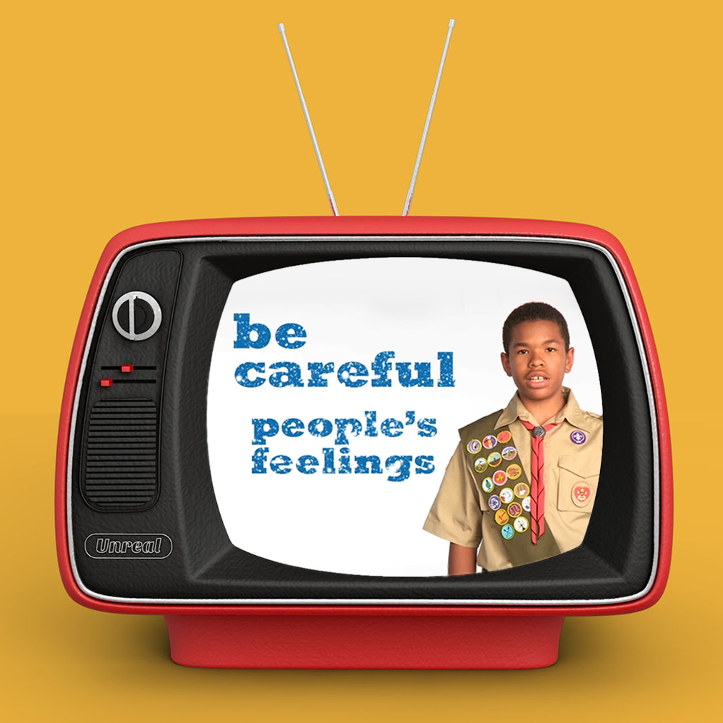 BOYSCOUTS OF AMERICA TV