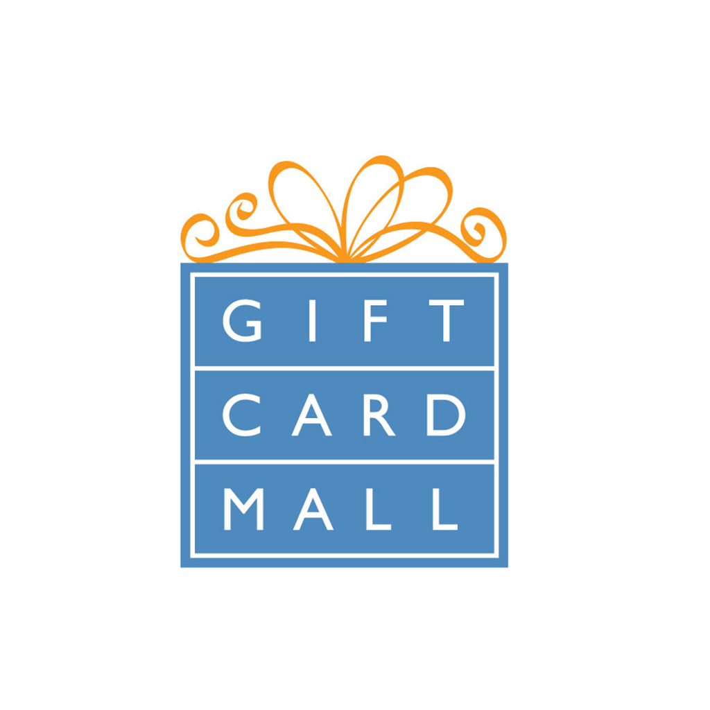 GIFT CARD MALL RACKS